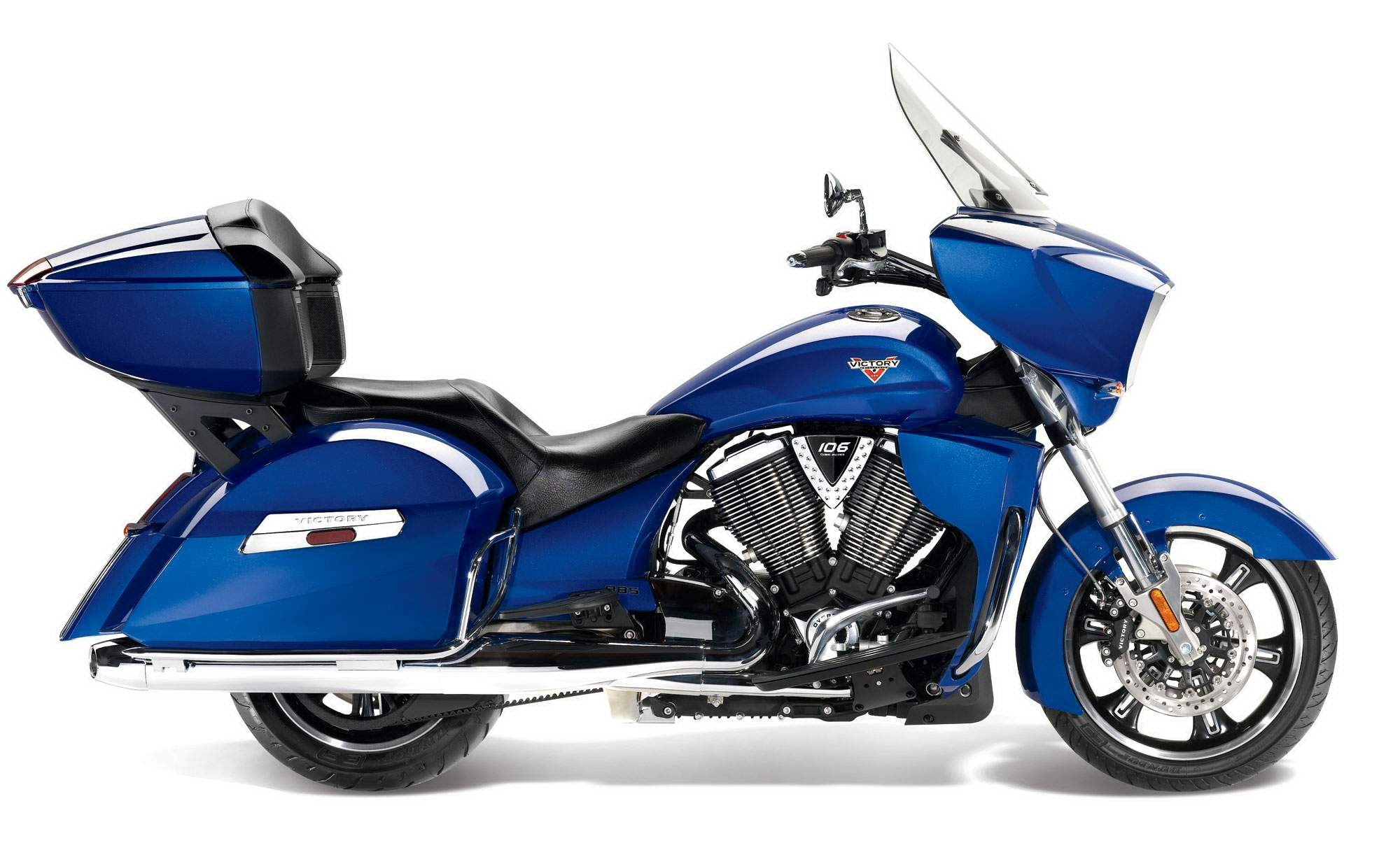 Victory Cross Country Tour technical specifications